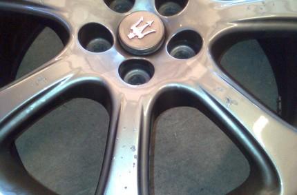 Maserati Alloy Before