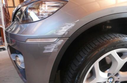 BMW Bumper Before