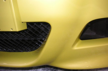 Front Lower Bumper After