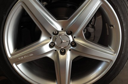 Mercedes AMG Alloy After