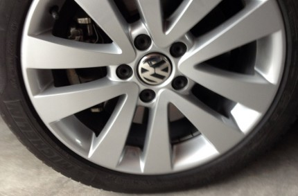 Volkswagen Alloy After