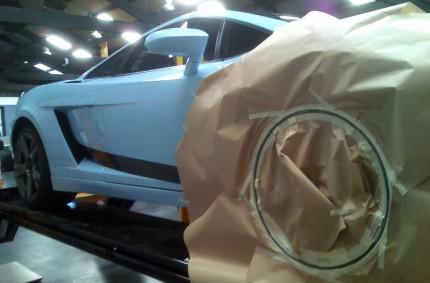 Alloy Wheel Restoration