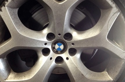 BMW Alloy Before