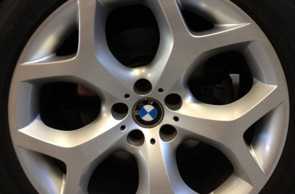 BMW Alloy After