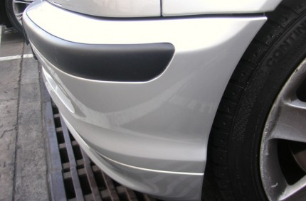 Bumper Scratch After