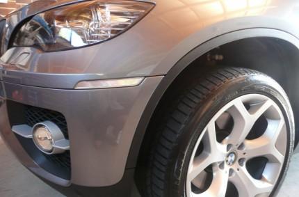 BMW Bumper After