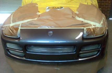 Porsche Repairs Completed